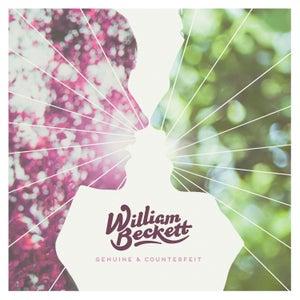 Image of William Beckett - 'Genuine & Counterfeit' CD