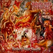 Image of AKP - KENTUCKY FRIED KILLING (full length) RE-RELEASE 2015!!