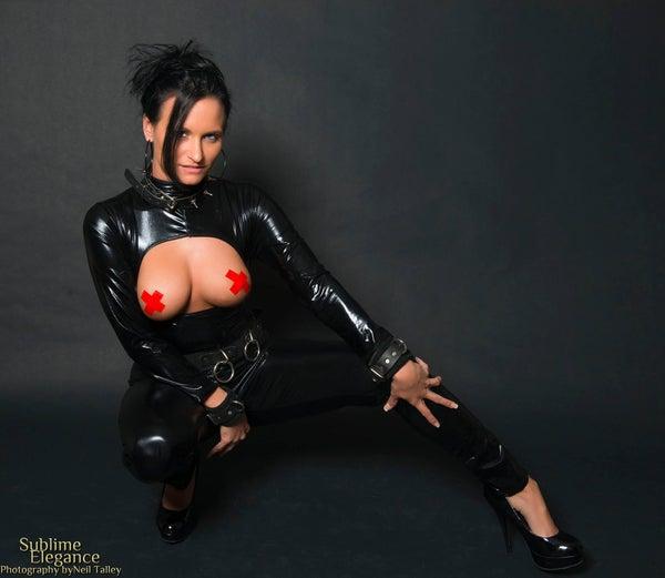 Image of Terrie Jo bad girl