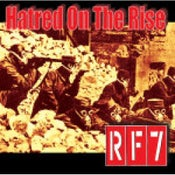 Image of RF7-Hatred on the rise CD + RF7-Addictions & Heartache CD