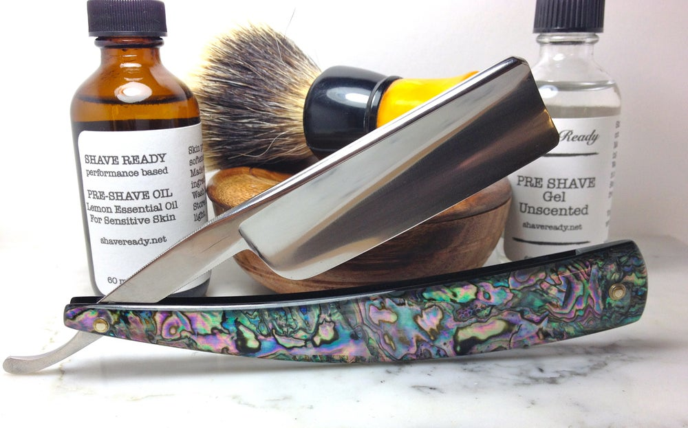 Image of Palmera 14 Shave Ready Straight Razor