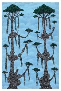 Image of SCI Tree People Hulaween 2013