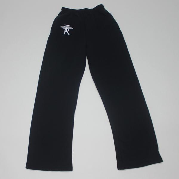 Image of TR Wings Sweatpants in Black