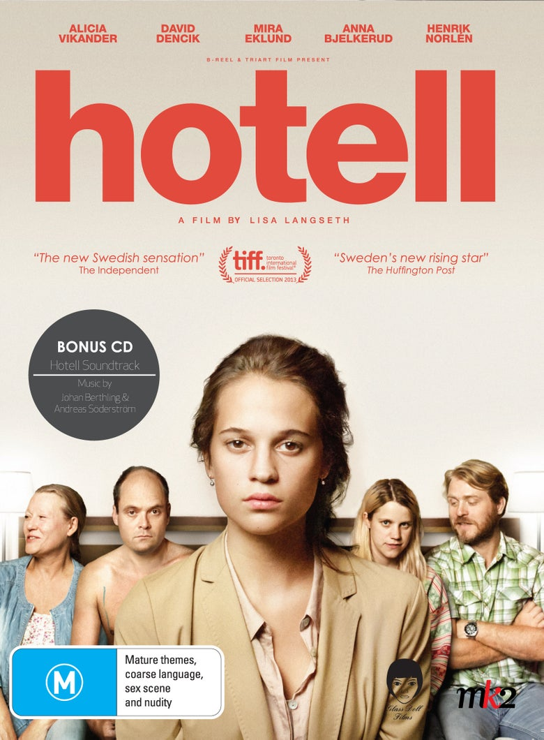Image of Hotell DVD (2 Discs) Region 4