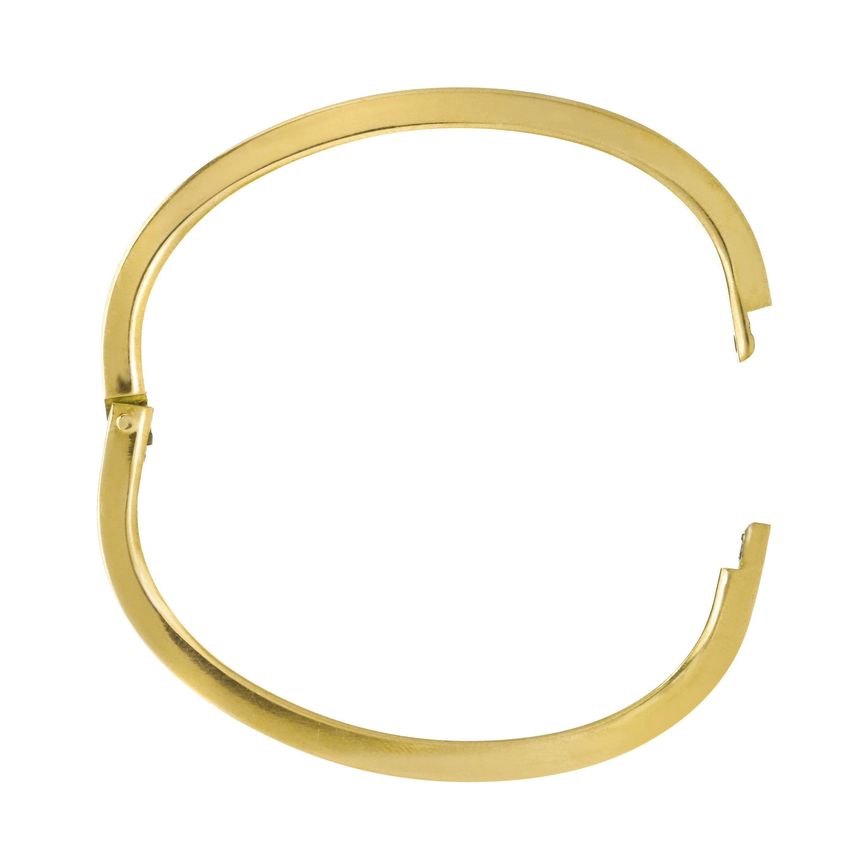 We See Stars Jewelry Vintage Hinge Bangle Bracelet