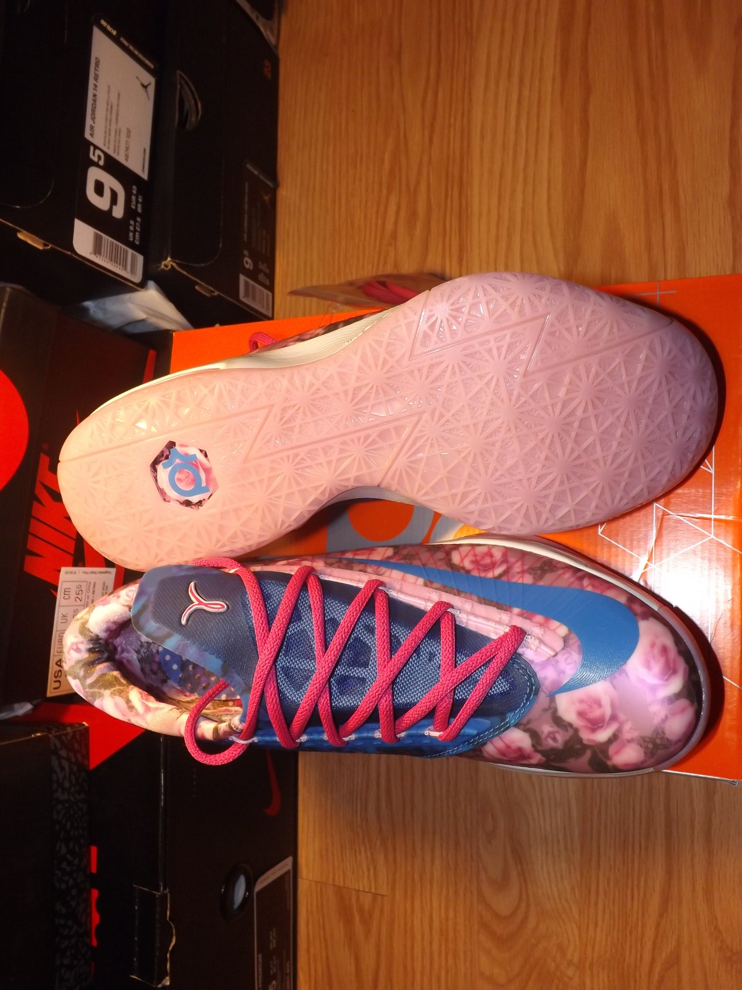 """Image of KD 6 supreme """"aunt pearl"""""""
