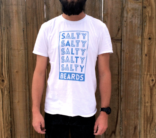Image of  Salty Repeat Tee