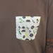 Image of California Homegrown Pocket Tee