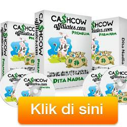 Image of cash cow affiliate premium indonesia
