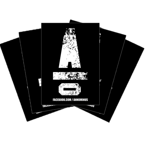 Image of 10 x A6 stickers
