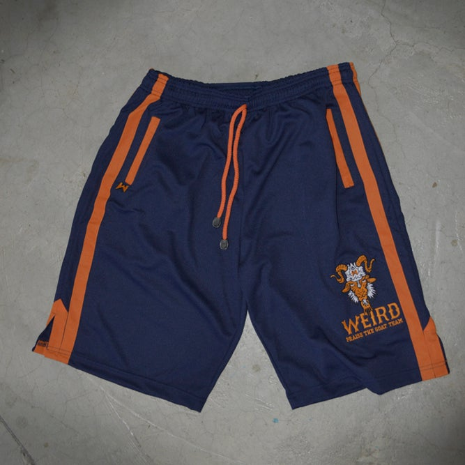 Image of WARRIORS SHORTS BLUE