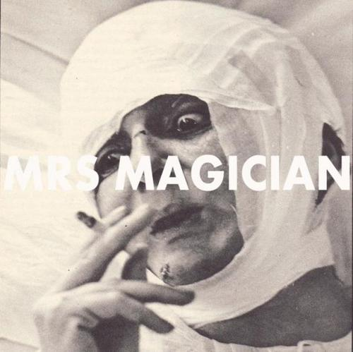 Image of Mrs. Magician – There Is No God 7""