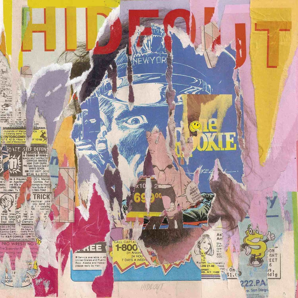 Image of Hideout - Rookie LP