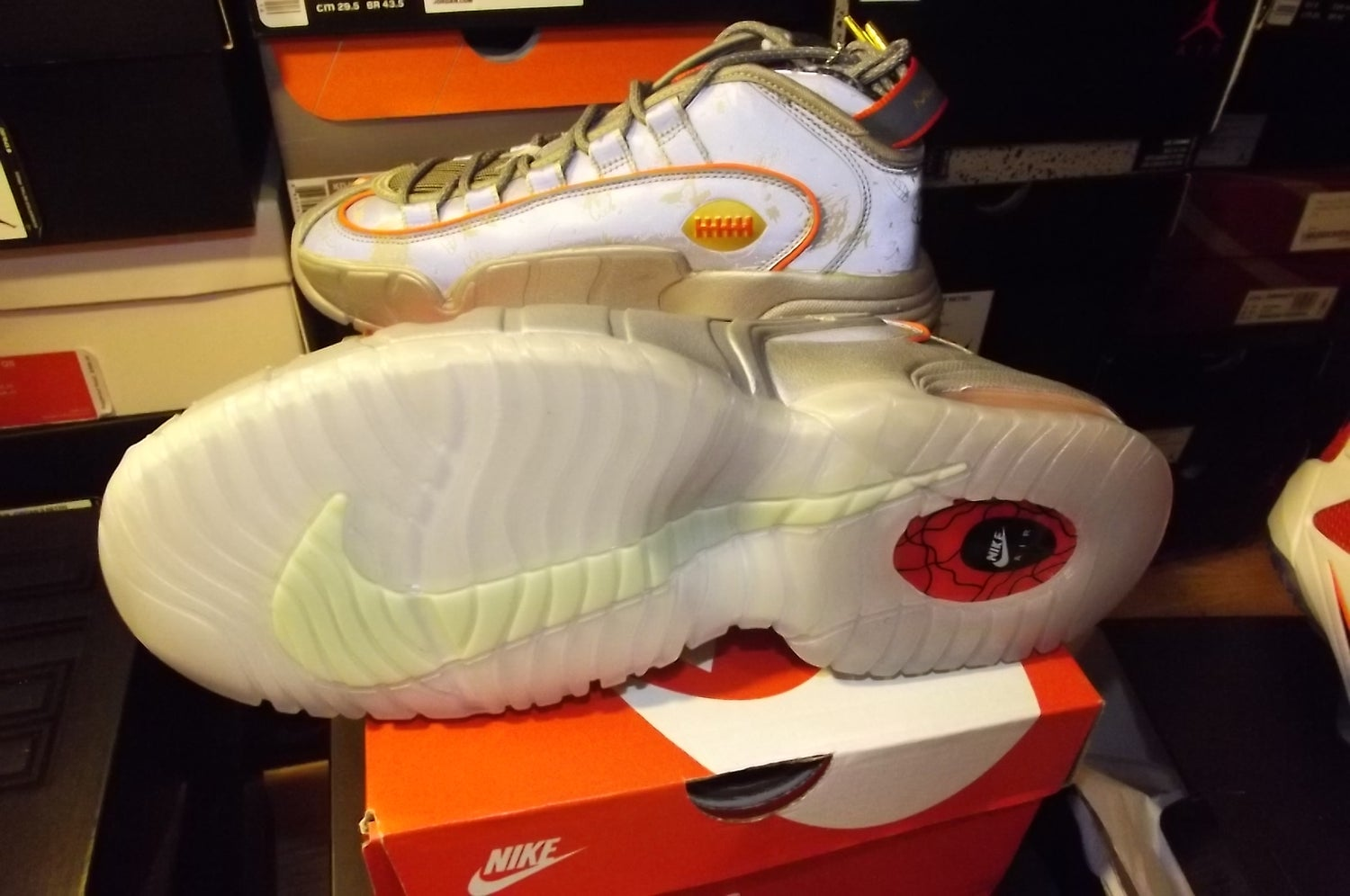 "Image of Nike max penny le db (gs) ""doernbecher"""