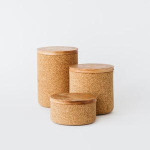 Image of Cherry Tea Canisters