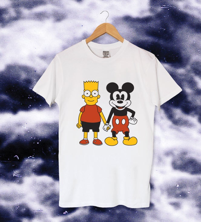 Image of Mickey Simpson Tee