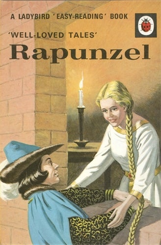 Image of Ladybird 'Well Loved Tales' Rapunzel