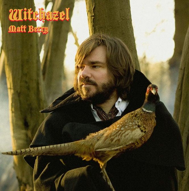 Image of Matt Berry - Witchazel (CD)