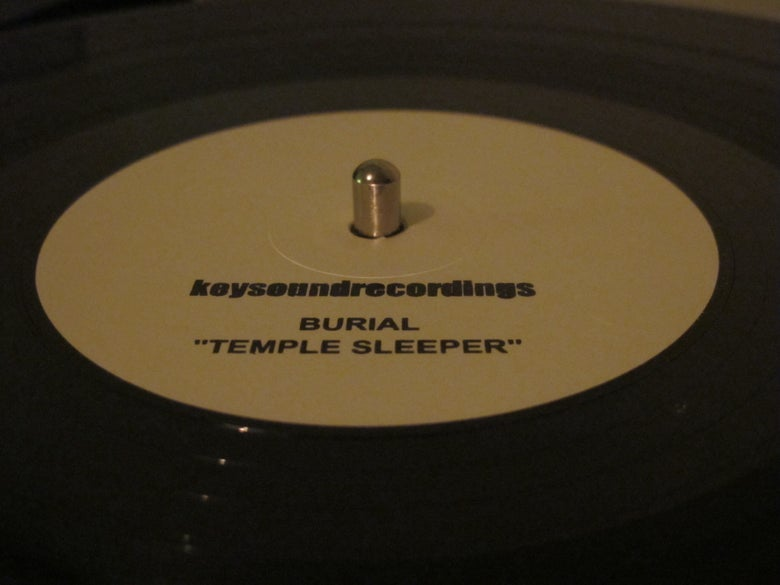 "Image of Burial ""Temple Sleeper"" MP3"