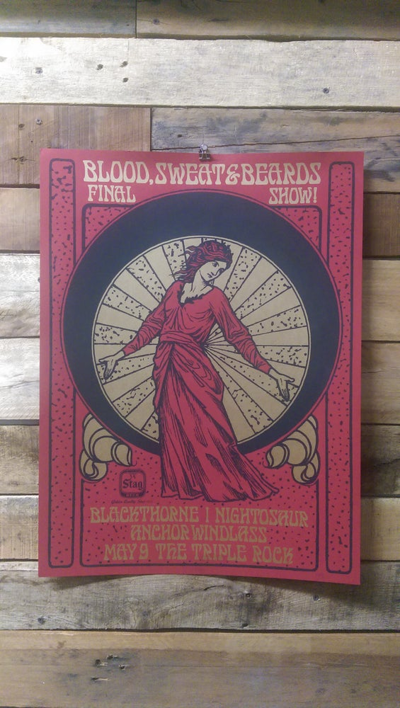 Image of Blood, Sweat & Beards - May 9, 2014 Minneapolis, MN