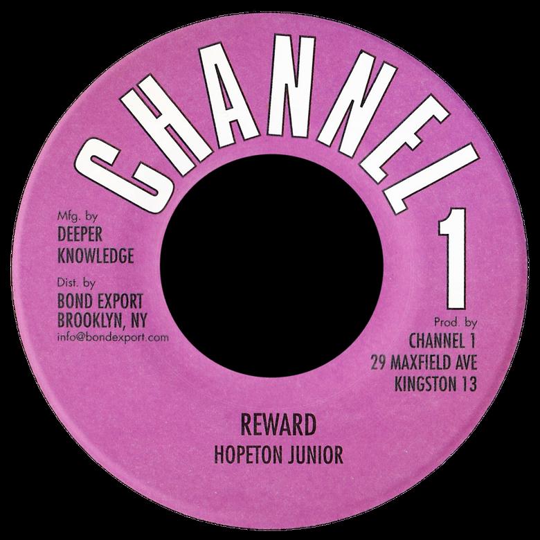 "Image of Hopeton Junior - Reward 7"" (Channel 1)"