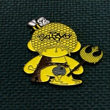 Image of Sohiyo X Team Deathstar Money Pin