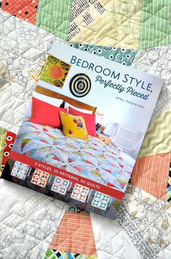 Image of Bedroom Style, Perfectly Pieced - Signed Copy Preorder