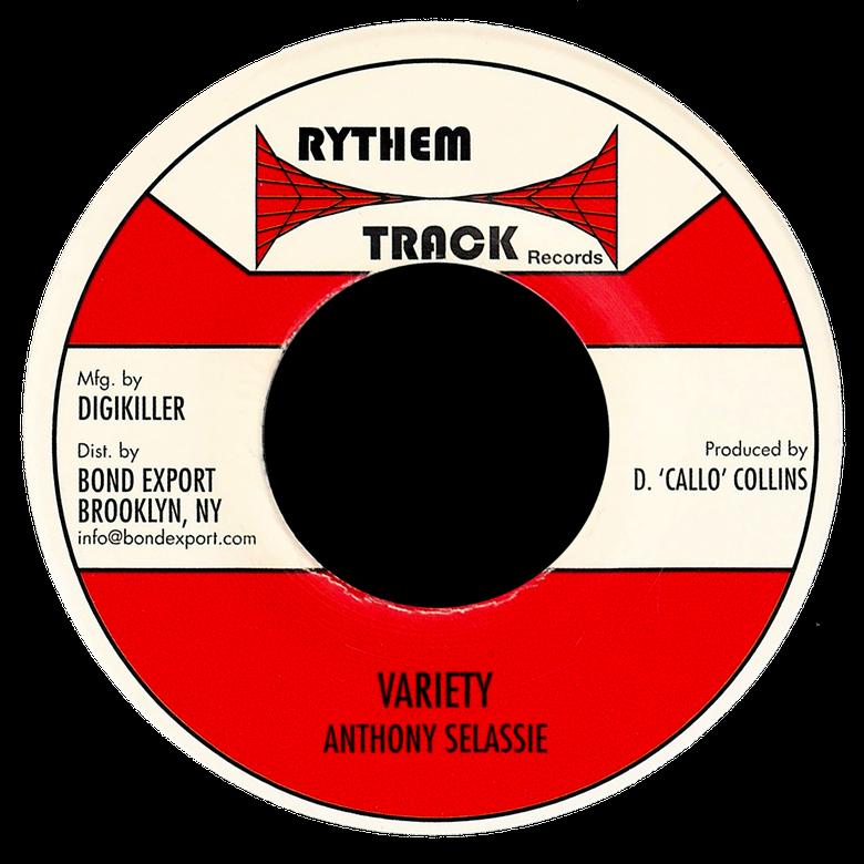 """Image of Anthony Selassie - Variety 7"""" (Rythem Track)"""