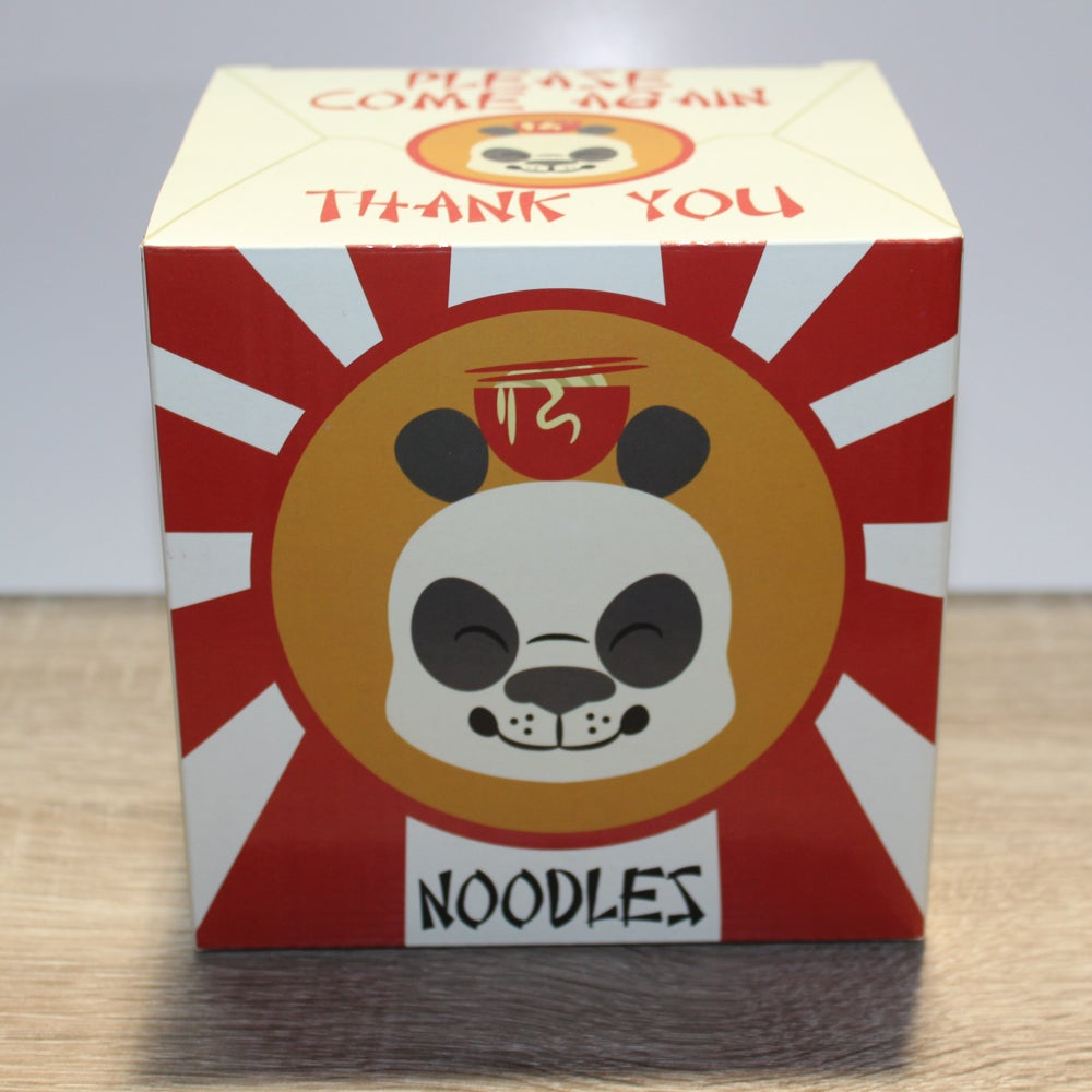 Image of Noodles the Panda
