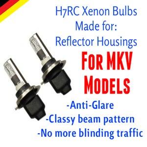 Image of Volkswagen MKV H7rc Xenon HID Kit
