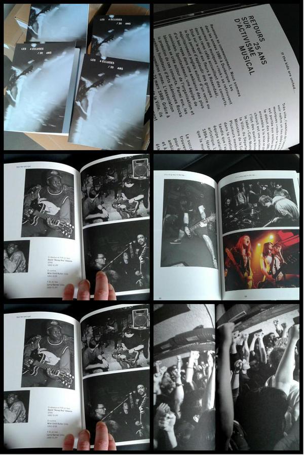 Image of Livre - Les 4Ecluses 20 ans