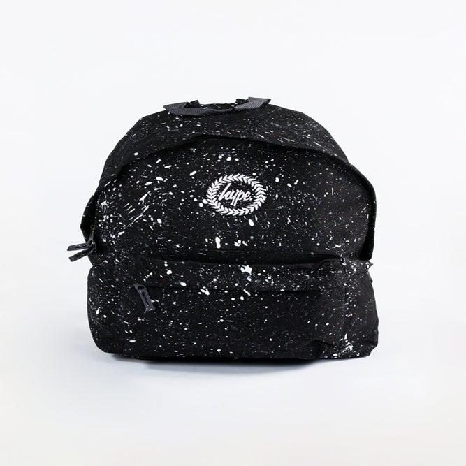 Image of HYPE.BLACK SPECKLE BAG