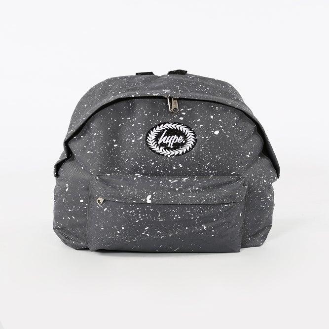 Image of HYPE. GREY SPLAT BAG