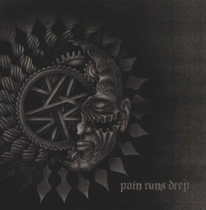 "Image of PAIN RUNS DEEP Whispered Truths 7""EP"