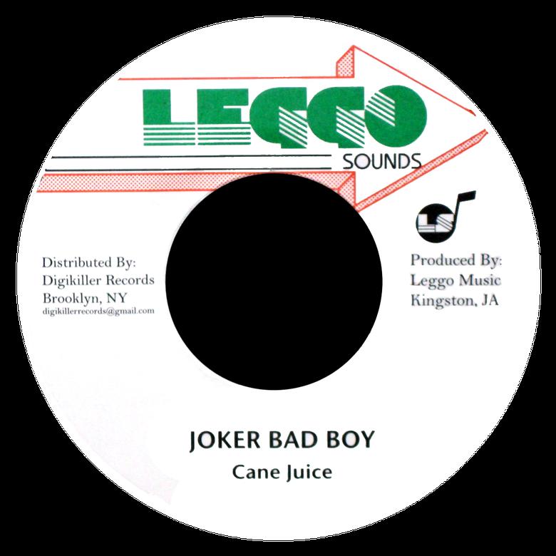 "Image of Cane Juice - Joker Bad Boy 7"" (Leggo Sounds)"