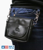 Image of NEW! Hipster Bag (Black Icon) » Converts to Cross-Shoulder Bag BC#106012