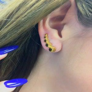 Image of Stud Spread Earrings