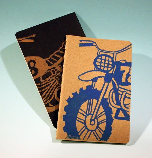 Image of Motorcycle Notebooks