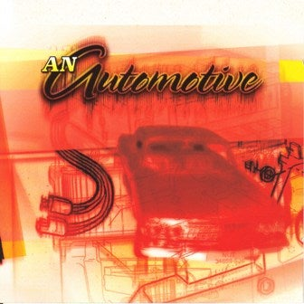 """Image of An Automotive """"S/T"""" CD"""