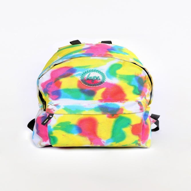 Image of HYPE.TIE DYE BACKPACK