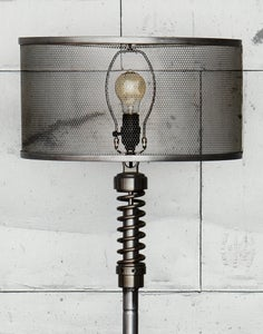 Image of Custom Metal Mesh Shade