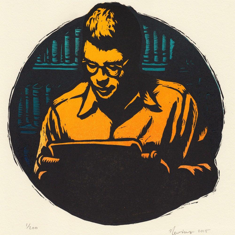 Image of Ginsberg - Howl