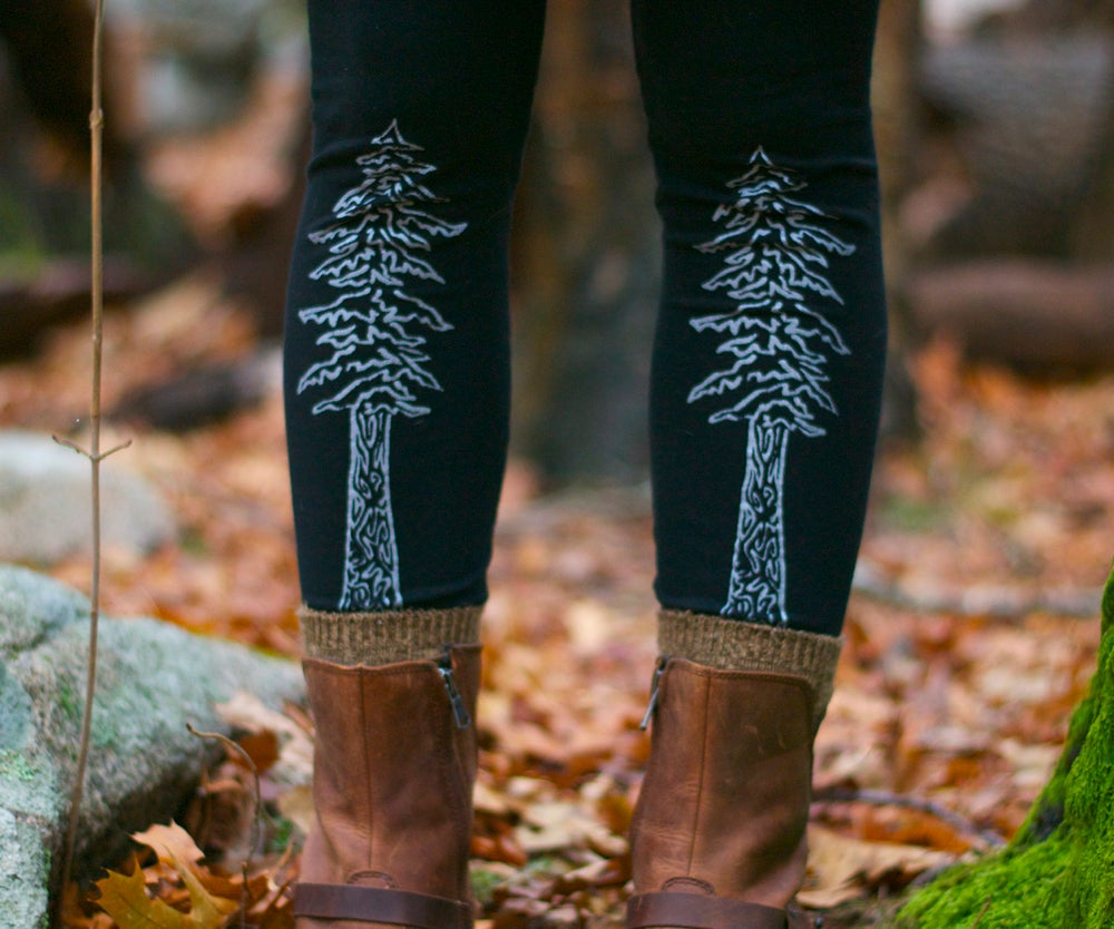Image of Redwood Tree Leggings