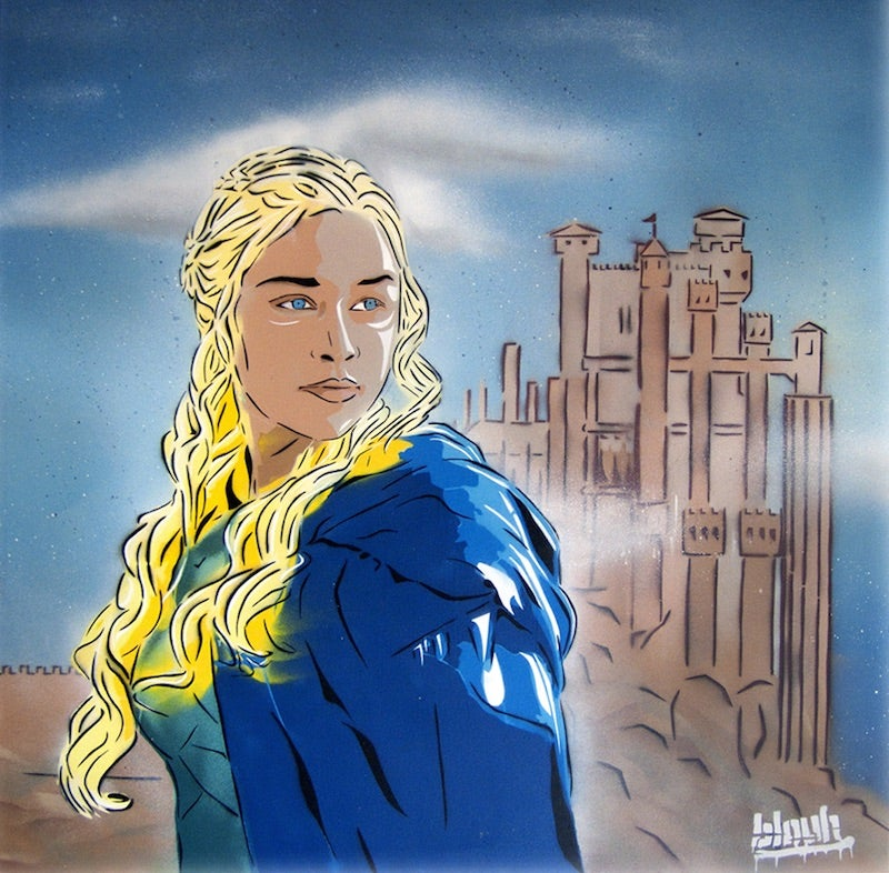 Image of Khaleesi