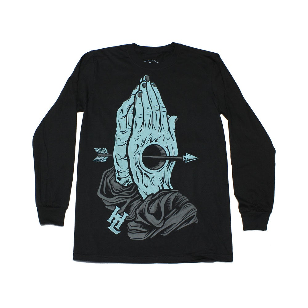 "Image of HOTLIFE - ""PRAYING HANDS"" Long Sleeve"