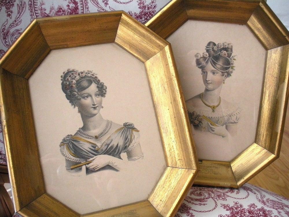 Image of Antique Portraits