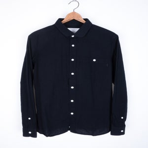 Image of Patrik Ervell - Faded Seersucker Standard Button Down Shirt