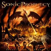 Image of SONIC PROPHECY - Apocalyptic Promenade (2015 - MMR021) PRE-ORDER NOW!  SHIPPED in MARCH !!!