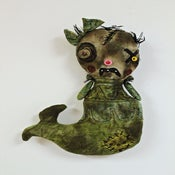 Image of Fathom Art Exhibition: Monster Ariel by Junker Jane