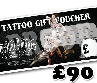 £90 Gift Voucher - Tribal Images